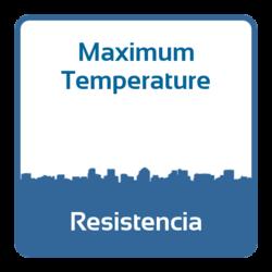 Maximum temperature - Resistencia (Argentina)