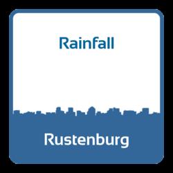 Rainfall - Rustenburg (South Africa)