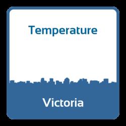 Temperature - Victoria (Canada)